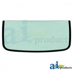 Construction Machine Cab Glass 4602563R - Lower Windshield