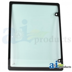Tractor Cab Glass 82029321 - Side (LH)