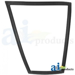 Tractor Cab Glass L40413 - Weatherstrip, Cab Door, Lower Window