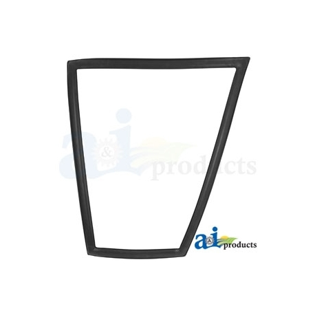 Tractor Cab Glass L40415 - Weatherstrip, Lower Front, RH Window