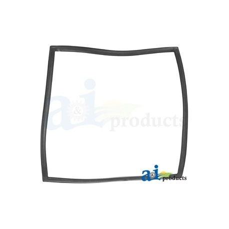 Tractor Cab Glass L40412 - Weatherstrip, Upper Front, RH Window