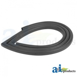 Tractor Cab Glass RE240206 - Weatherstrip, Door Sealing Trim
