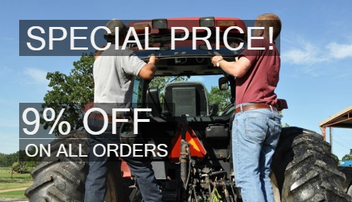 GET 9% OFF ON ALL ORDERS!